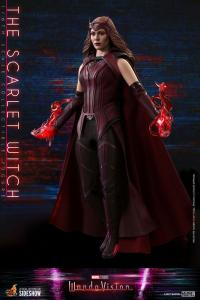 Gallery Image of The Scarlet Witch Sixth Scale Figure