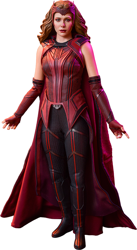 Hot Toys The Scarlet Witch Sixth Scale Figure