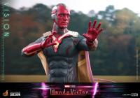 Gallery Image of Vision Sixth Scale Figure
