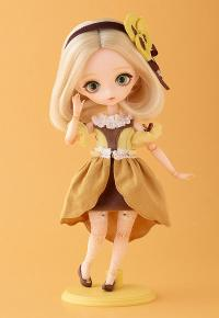 Gallery Image of Harmonia Bloom Pansy Collectible Doll