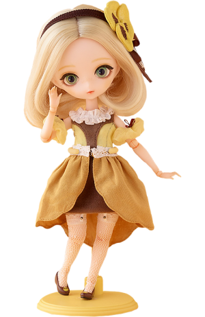 Harmonia Bloom Pansy Collectible Doll
