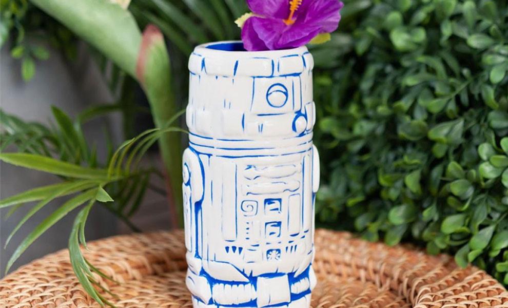 Gallery Feature Image of R2-D2 Tiki Mug - Click to open image gallery