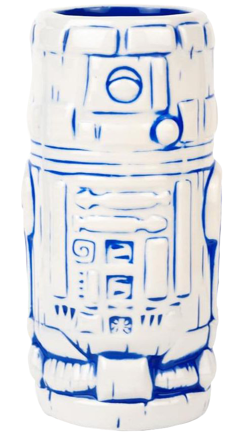 Beeline Creative R2-D2 Tiki Mug