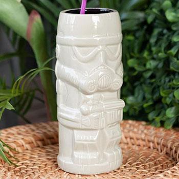 Stormtrooper Tiki Mug