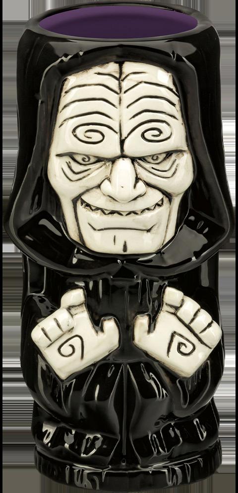 Beeline Creative Emperor Palpatine Tiki Mug