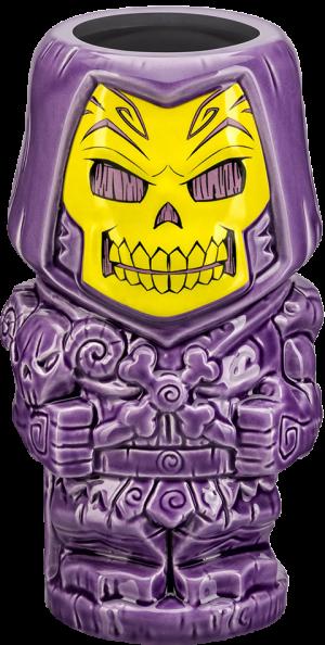 Skeletor Tiki Mug