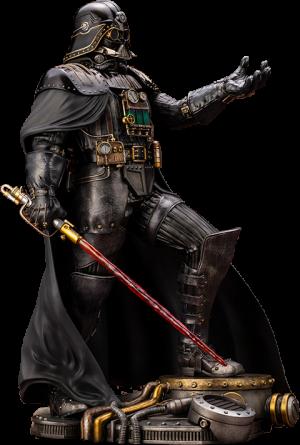 Darth Vader Industrial Empire Statue