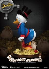 Gallery Image of Scrooge McDuck Statue