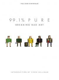 Gallery Image of 99.1% Pure: Breaking Bad Art Book