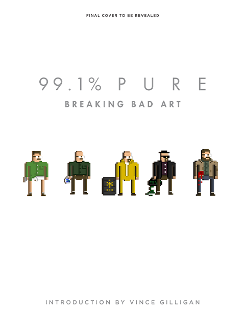 Insight Editions 99.1% Pure: Breaking Bad Art Book