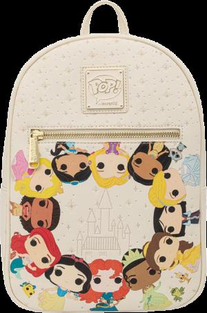 Disney Princess Circles Mini Backpack Apparel