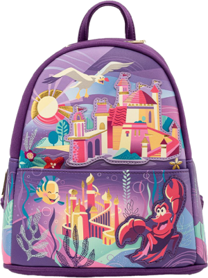 Ariel Castle Collection Mini Backpack Apparel