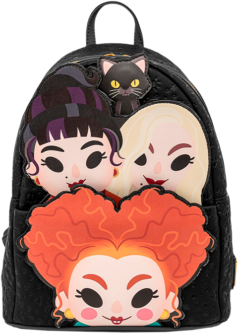 Loungefly Sanderson Sisters Mini Backpack Apparel