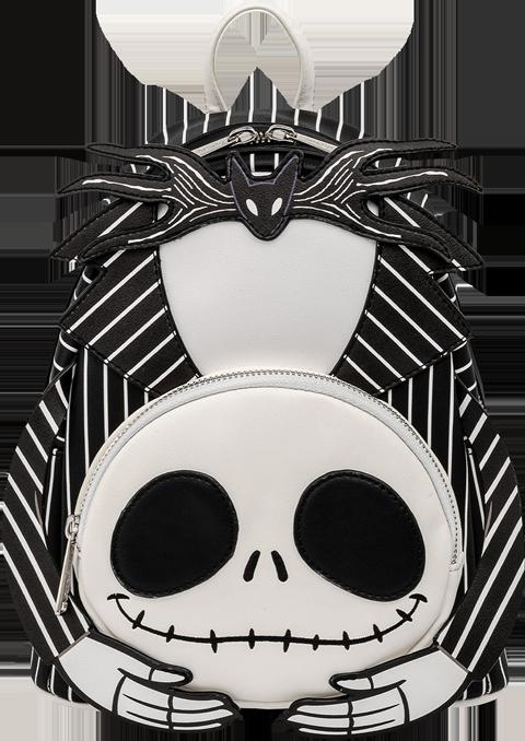 Loungefly Headless Jack Skellington Mini Backpack Apparel