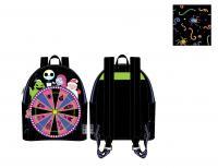 Gallery Image of Oogie Boogie Wheel Mini Backpack Apparel