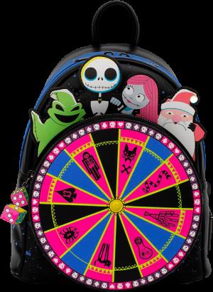 Oogie Boogie Wheel Mini Backpack Apparel