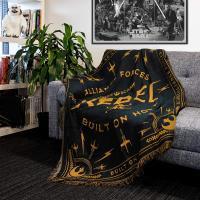 Gallery Image of Rebel Throw Blanket