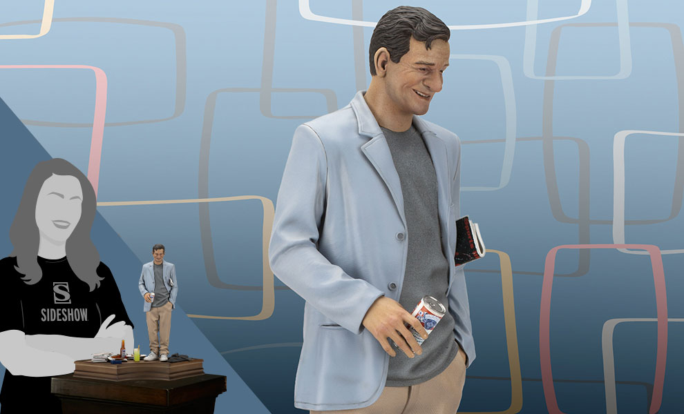 Gallery Feature Image of Walter Matthau Statue - Click to open image gallery