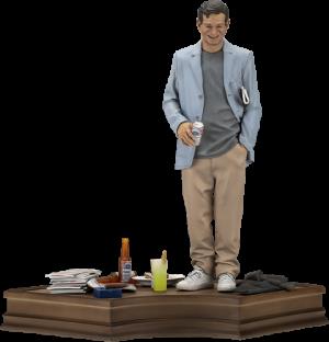 Walter Matthau Statue
