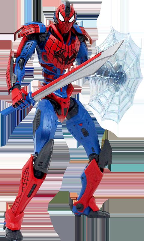 Mondo Spider-Man Mecha Collectible Figure