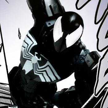 Spider-Man Mecha – Symbiote Collectible Figure