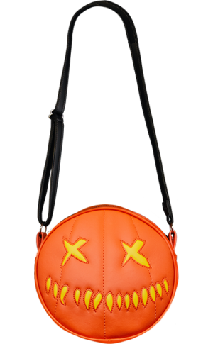 Sam O Lantern (Yellow) Lit Purse Apparel