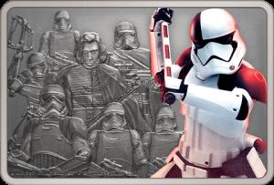 Executioner Trooper 1oz Silver Coin Silver Collectible