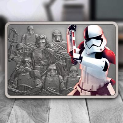 Executioner Trooper 1oz Silver Coin