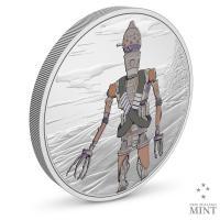 Gallery Image of IG-11 1oz Silver Coin Silver Collectible