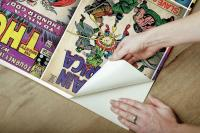 Gallery Image of Marvel Comic Cover Wallpaper Mural Mural