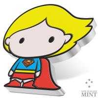 Gallery Image of Supergirl 1oz Silver Coin Silver Collectible