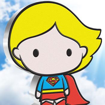 Supergirl 1oz Silver Coin Silver Collectible