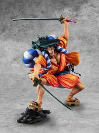 """Gallery Image of Portrait of Pirates """"Warriors Alliance"""" Oden Kozuki Collectible Figure"""