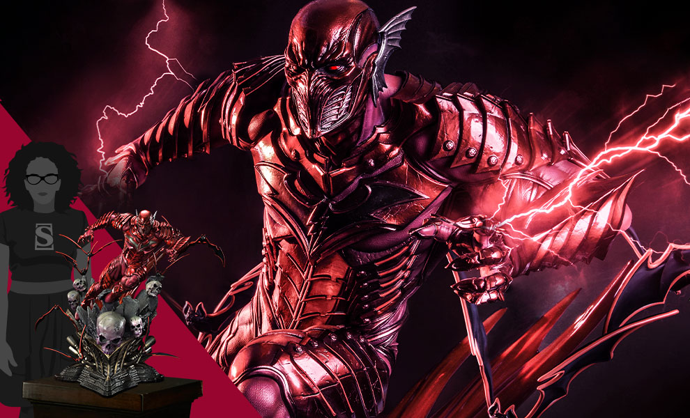 Gallery Feature Image of The Red Death 1:3 Scale Statue - Click to open image gallery