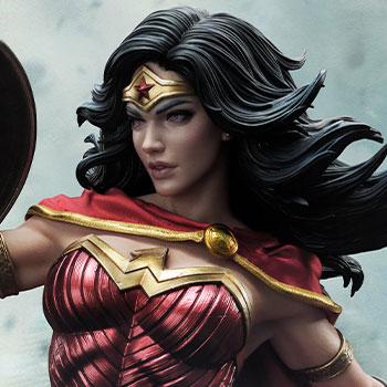 Wonder Woman (Rebirth Edition) 1:3 Scale Statue