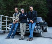 Gallery Image of Supernatural 15 Seasons: The Crew Member's Souvenir Book