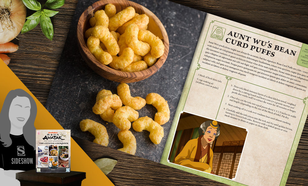 Gallery Feature Image of Avatar: The Last Airbender Cookbook Book - Click to open image gallery