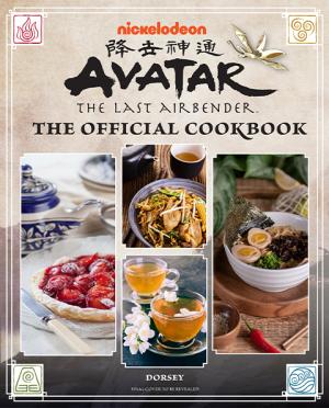 Avatar: The Last Airbender Cookbook Book