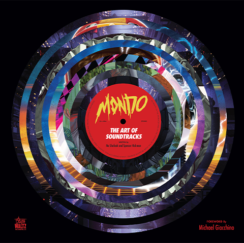 Insight Editions Mondo: The Art of Soundtracks Book