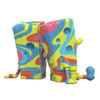 Gallery Image of XXPOSED SpongeBob SquarePants (Rainbow Swirl Edition) Polystone Statue