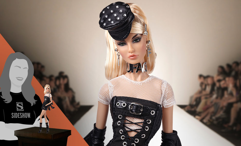 Gallery Feature Image of Pretty Reckless Rayna Ahmadi™ Collectible Doll - Click to open image gallery