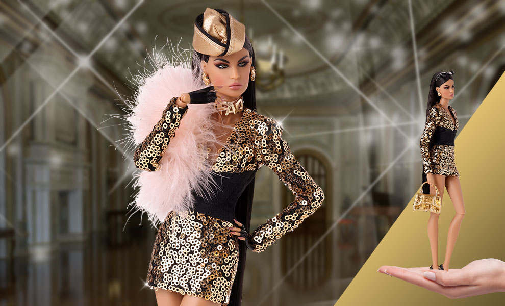 Gallery Feature Image of Billion Dollar Baddie Alejandra Luna™ Collectible Doll - Click to open image gallery