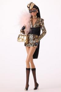 Gallery Image of Billion Dollar Baddie Alejandra Luna™ Collectible Doll