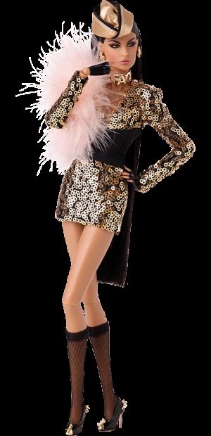 Billion Dollar Baddie Alejandra Luna™ Collectible Doll