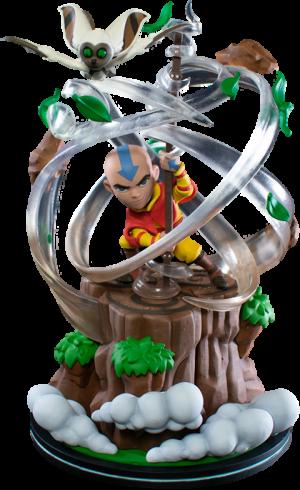 Aang Q-Fig Max Elite Collectible Figure