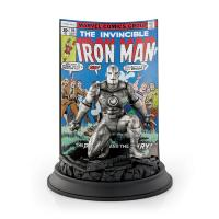 Gallery Image of The Invincible Ironman #96 Pewter Collectible