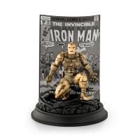 Gallery Image of The Invincible Ironman #96 (Gilt) Pewter Collectible