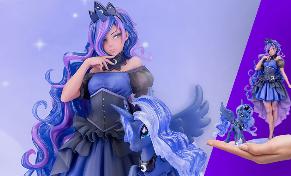 Gallery Feature Image of Princess Luna Statue - Click to open image gallery