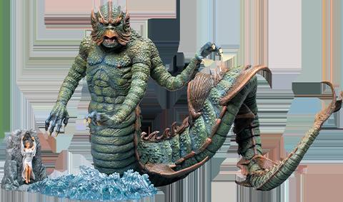 Star Ace Toys Ltd. Kraken (Deluxe Version) Statue