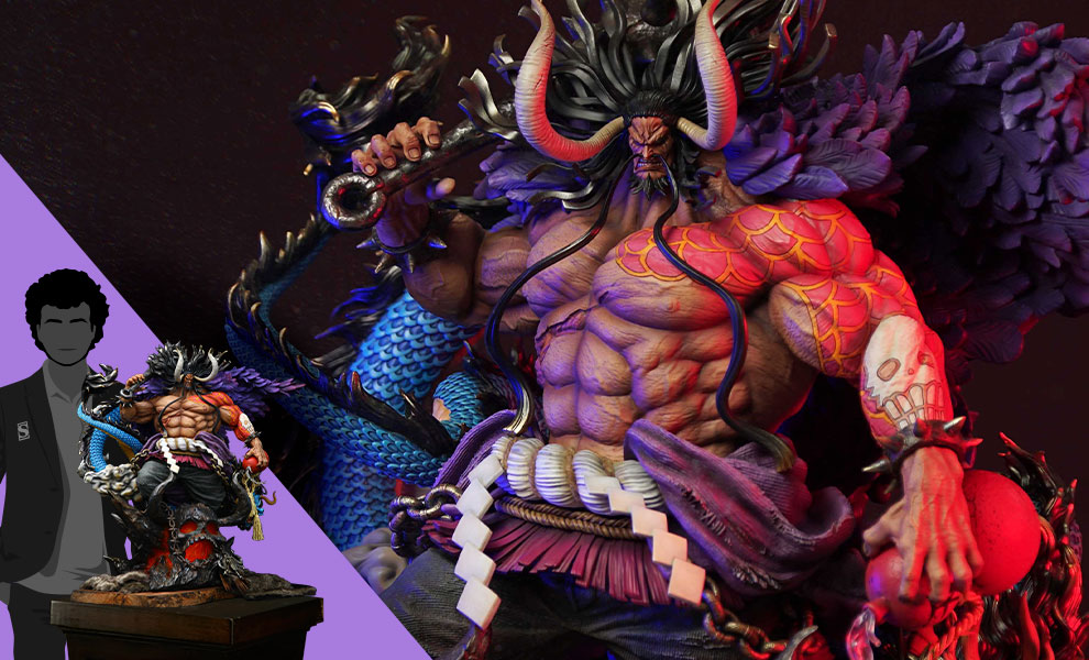 Gallery Feature Image of Kaido Statue - Click to open image gallery